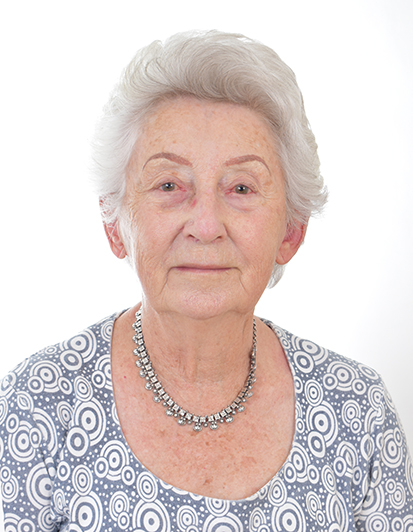 Mrs. Laelia Anderson Nairobi Hospice Director